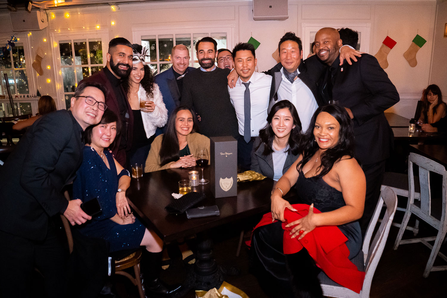 EO LA Holiday Party 2019